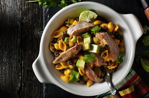Chipotle Pork & Pasta