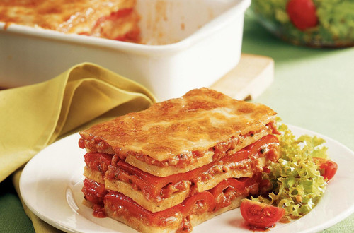 Semmelknoedel-Lasagne_mit_Paprika