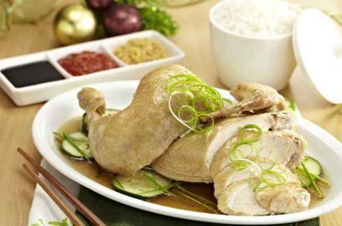 Hainanese Chicken Recipe