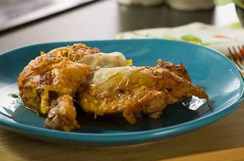 Pollo Parmesana