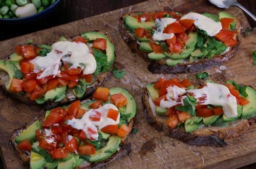 Hellmann's - Avocado Sandwich