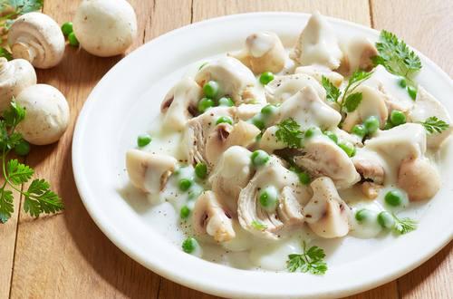 Knorr - Hühnerfrikassee