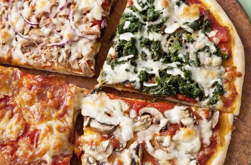 Knorr - Pizza Quattro Stagioni