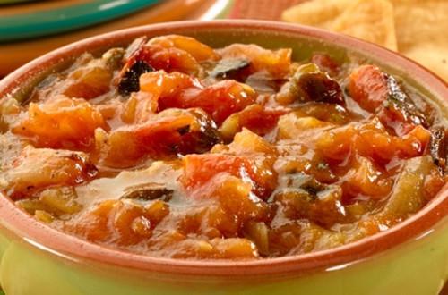 Salsa De Tomate Asada