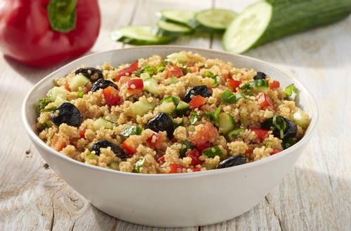Knorr - Mediterraner Quinoa Salat