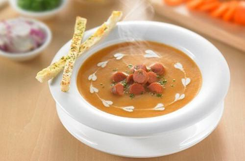 German Cream Soup