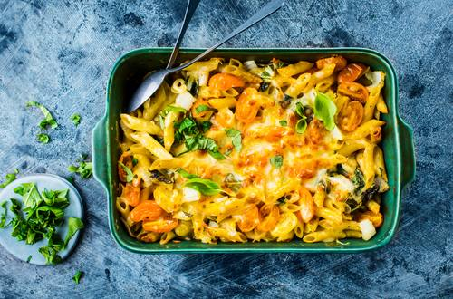 Knorr - Vegane Penne al forno