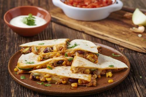 Knorr - Quesadilla mit Mais