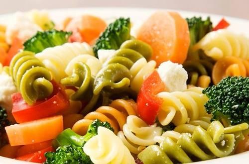 Pastas vegetarianas