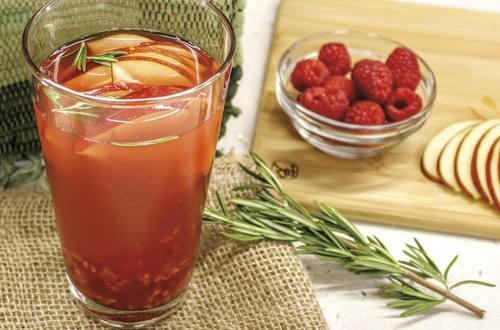 Berry Apple Tummy Delight