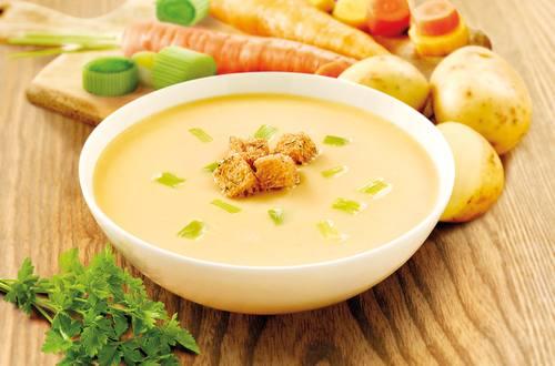 Knorr - Kartoffelcremesuppe