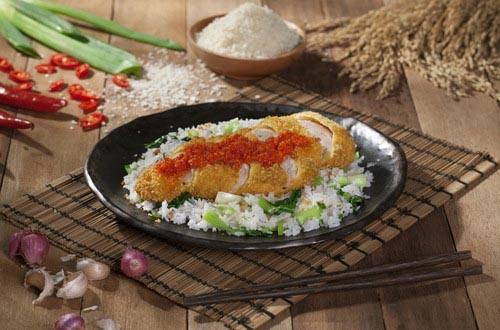 Ayam Katsu Balado