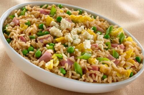 Caribbean-Style Fried Rice