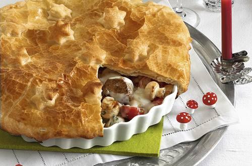 Knorr - Nikolaus-Pie
