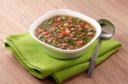 Nutribudget: Monggo Soup With Malunggay Leaves