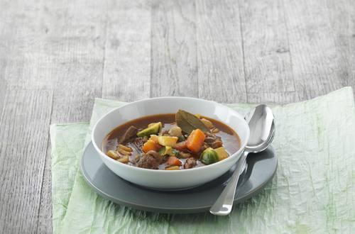 Wintergulasch-Suppe