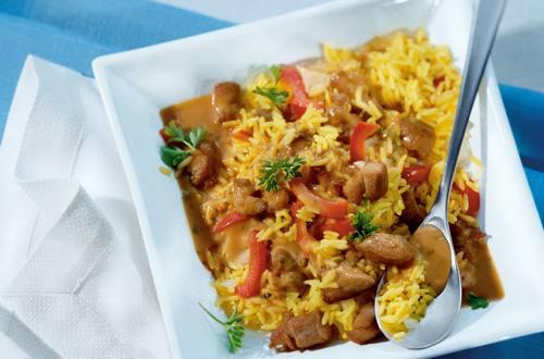 Knorr - Reisfleisch