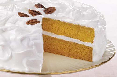 Super Moist Pumpkin Spice Cake