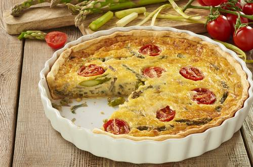 Knorr - Spargelquiche