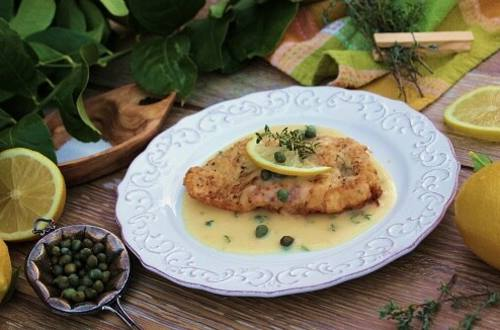 Lemon-Thyme Chicken
