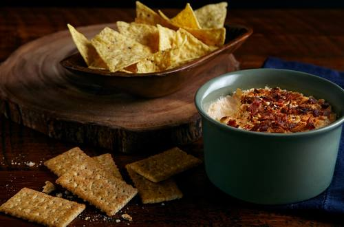 Trisha's Charleston Cheese Dip