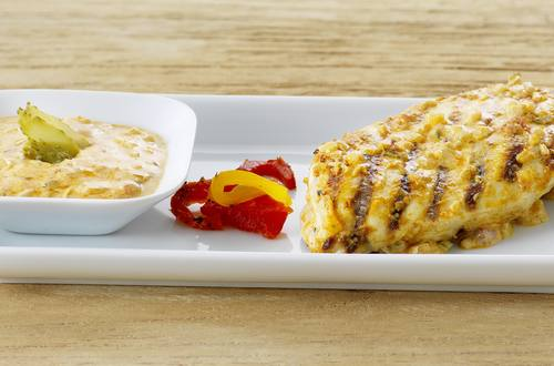 Paprika-Marinade für Pouletfleisch Ausschnitt