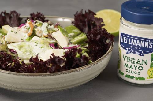 waldorf salad  vegan greek