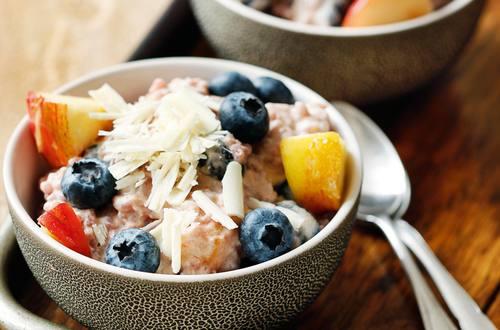 Knorr - Süßes Früchte-Risotto