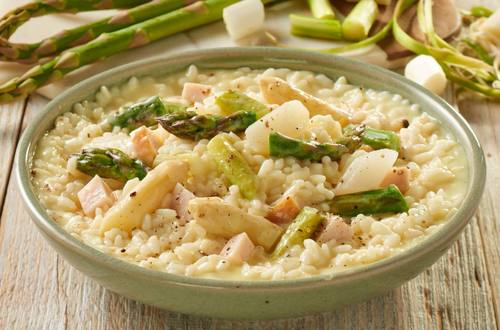 Knorr - Zitronen Spargel Risotto