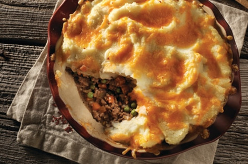 Effortless Shepherd's Pie