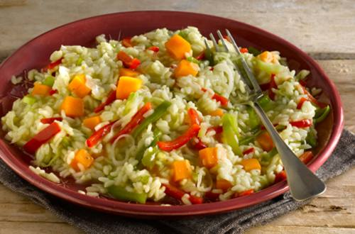 Arroz con vegetales | Knorr