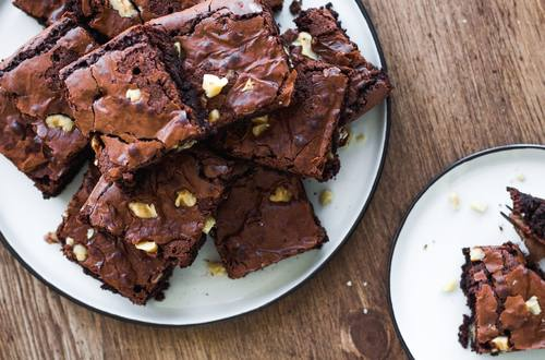 Recette de Brownies