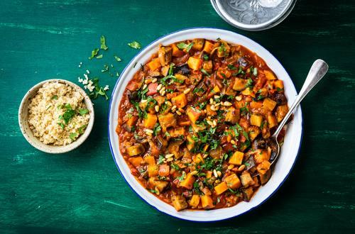 Knorr - Ratatouille mit Süßkartoffel