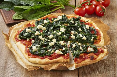 Knorr - Spinat Pizza
