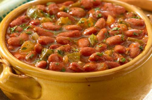 Dominican Bean Stew
