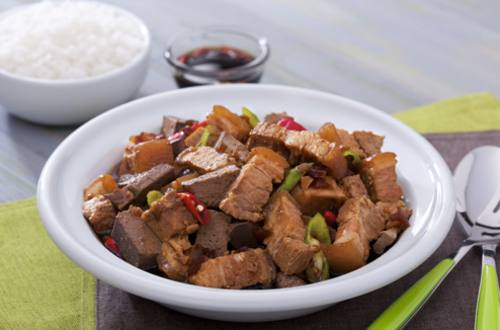 Pork Igado Recipe