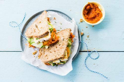 Knorr - Mediterranes Sandwich