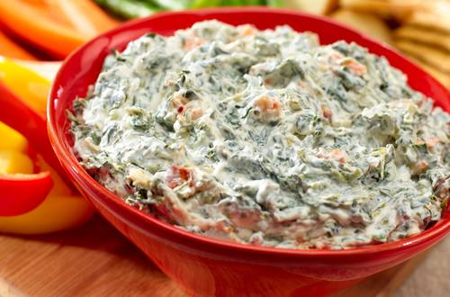 Perfect Party Spinach Dip