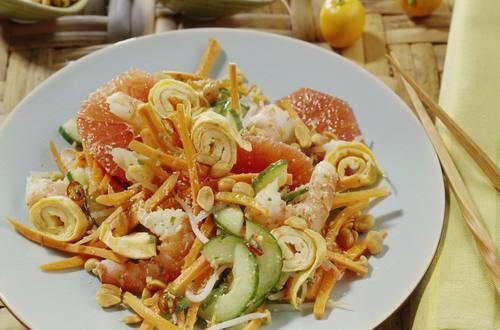 Knorr - Pomelo-Salat