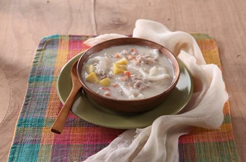 Pork and Buko Soup Recipe