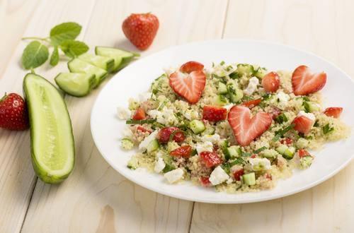 Knorr - Herziger Couscous-Salat