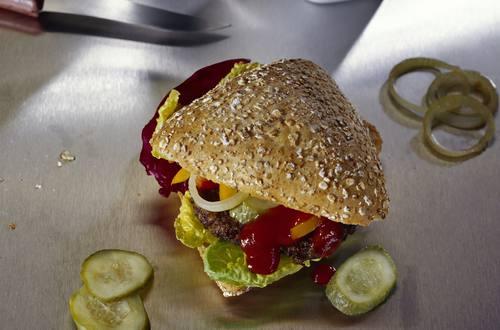 Knorr - Konfetti-Burger