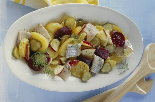 Knorr - Schwedischer Kartoffelsalat