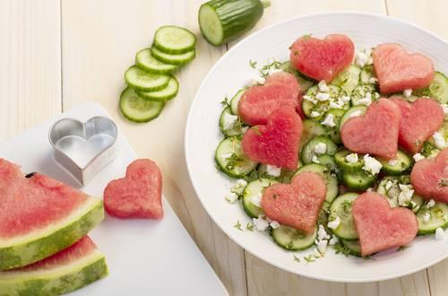 Herziger_Melonensalat