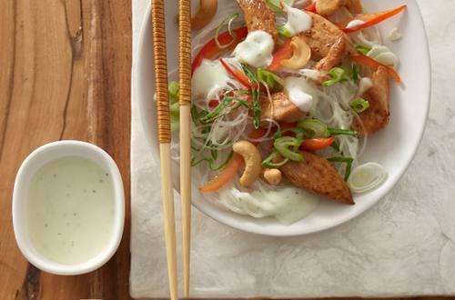 Knorr - Asiatischer Hähnchen-Nudelsalat
