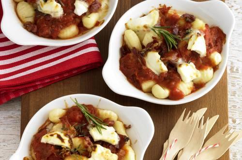 Knorr - Gnocchi-Auflauf