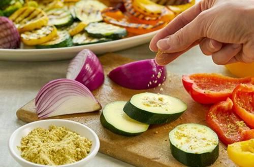 Légumes grillés rapides et faciles