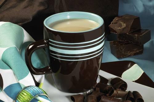 Hot N Spicy Chocolate Tea