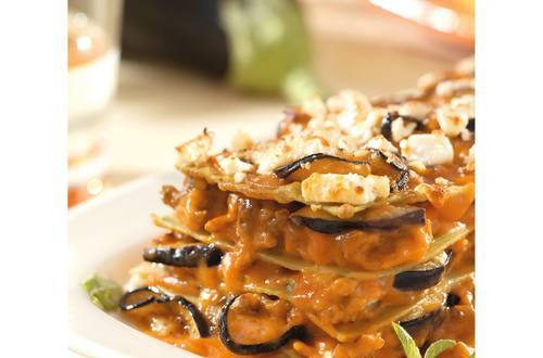 Lasagne grecque