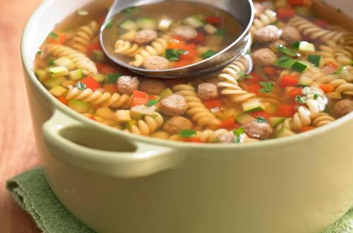 Knorr - Fleischklößchensuppe